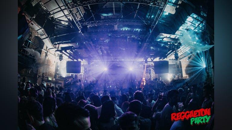 Reggaeton Party (Glasgow) September 2021