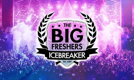 The Big Freshers Icebreaker