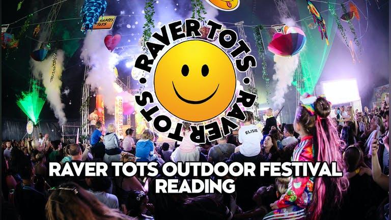 Raver Tots Outdoor Festival Reading 2021