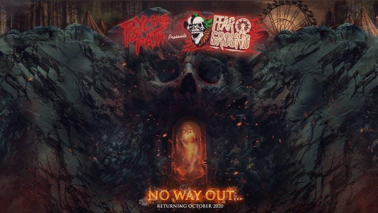 Psycho Path - Friday 8th October 2021