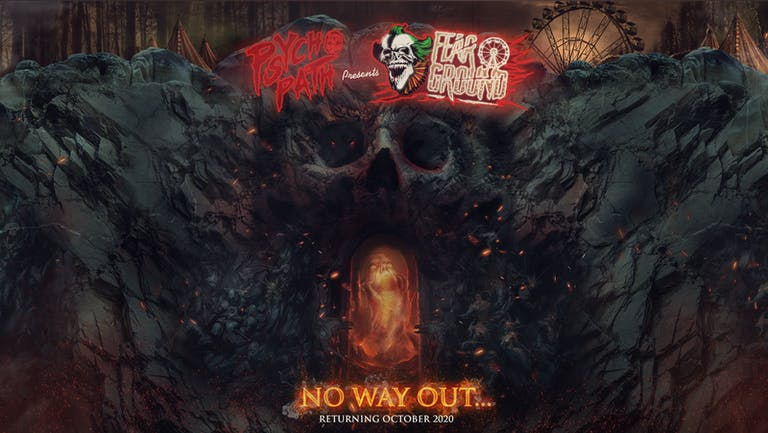 SOLD OUT - Psycho Path - Saturday 30th October 2021
