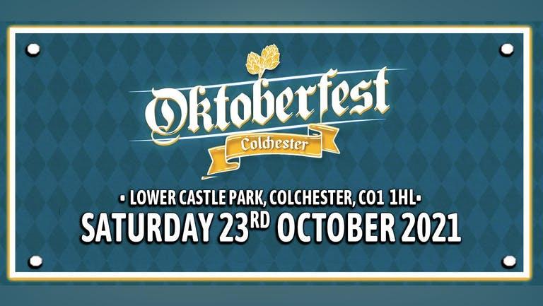 Oktoberfest Colchester 2021