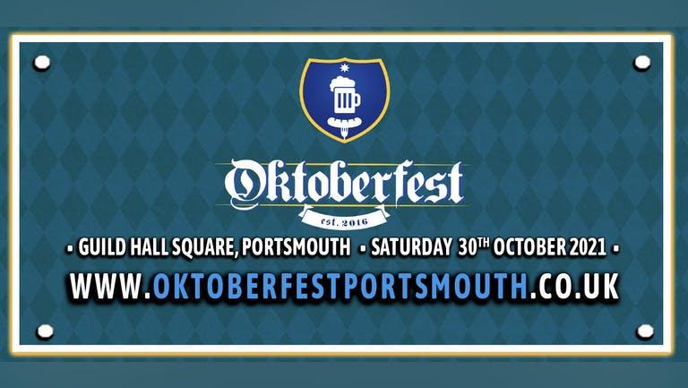 Oktoberfest Portsmouth 2021