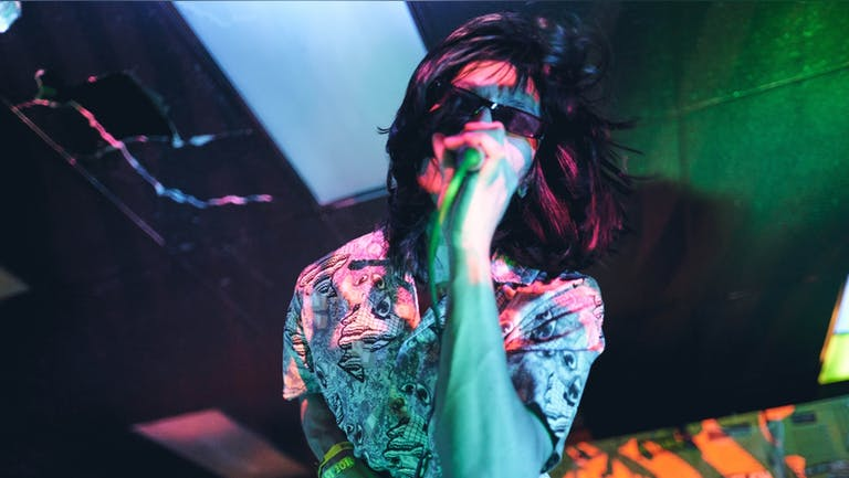 Eyedress | Manchester, YES (Pink Room)