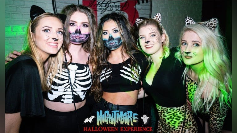 Nightmare Halloween Experience 2021! [90% Sold Out!]