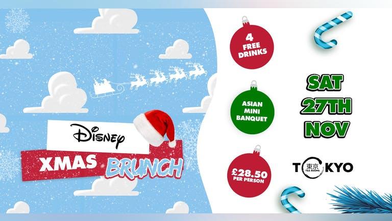Disney Xmas Brunch  - Saturday 27th November