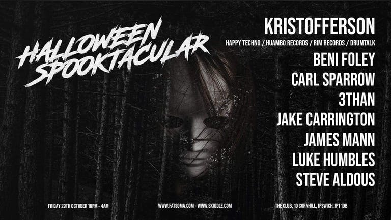 Halloween with Lunar, Unwritten & House in Town