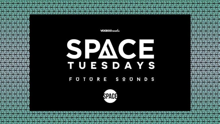 Space Tuesdays : Leeds - Future Sounds Series Presents Alex Osifo  - 19th October
