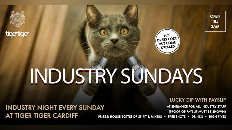 Industry Sundays at Tiger Tiger