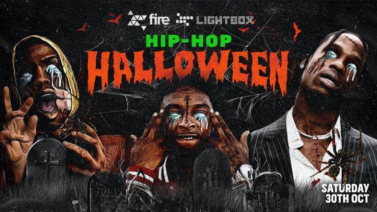 Hip Hop Halloween @ Fire & Lightbox   London Halloween 2021
