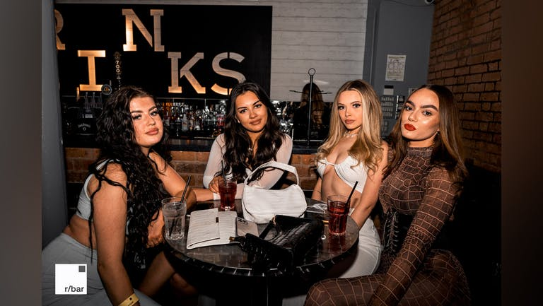Rbar & Penthouse Presents Ladies Day - Table Service , Cocktails and Anthems Seated for 10 latest