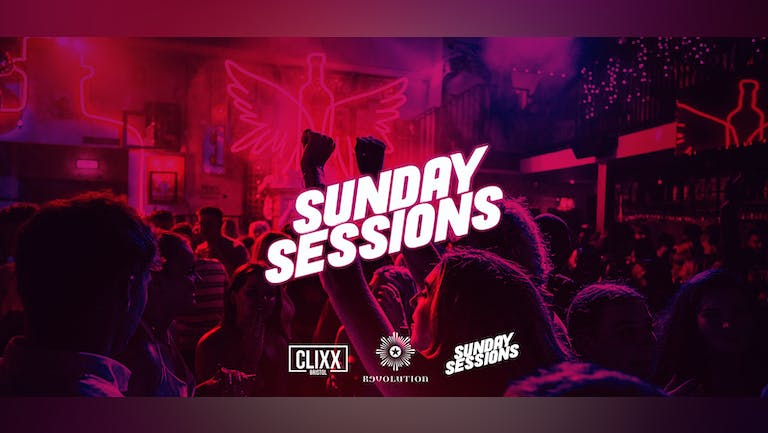 Sunday Sessions - FREE Shot with every ticket + £1.50 DRINKS