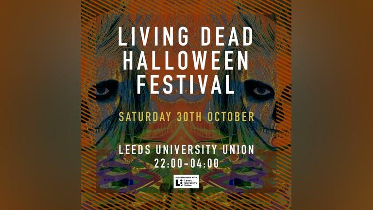 Living Dead Halloween Festival 2021