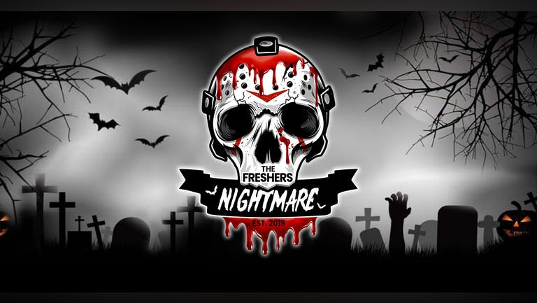 The Big Freshers Pass: Plymouth - The Halloween Nightmare