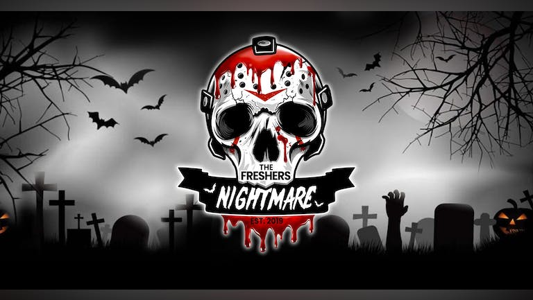 The Big Freshers Pass: Manchester - The Festival of the Dead Halloween Nightmare