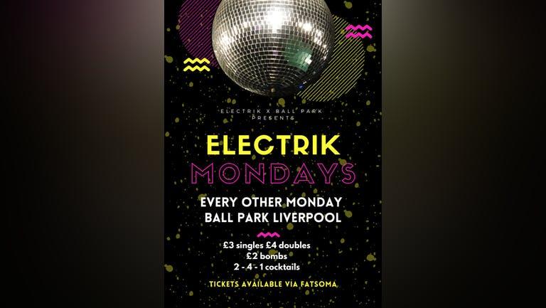 Electrik Mondays
