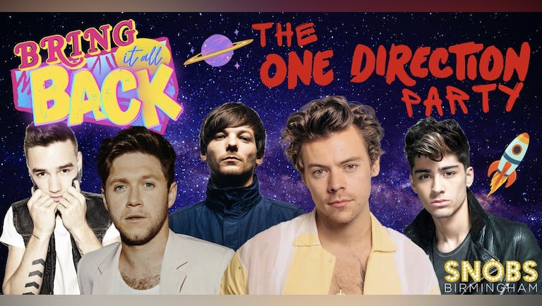 Rehab vs Bring It All Back (One Direction Party) Friday 26th November