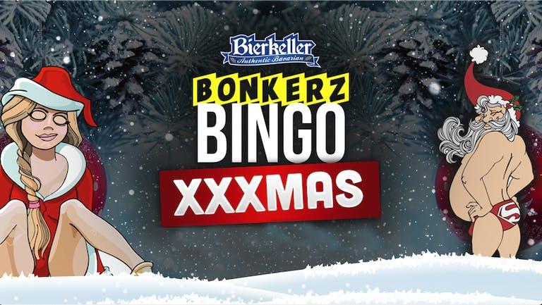 Bonkerz Bingo XXXmas   7th Dec