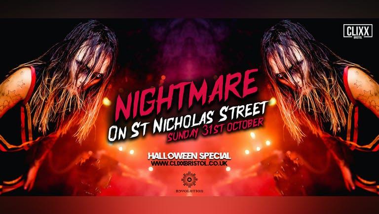 Nightmare On St Nicholas Street - Halloween 2021