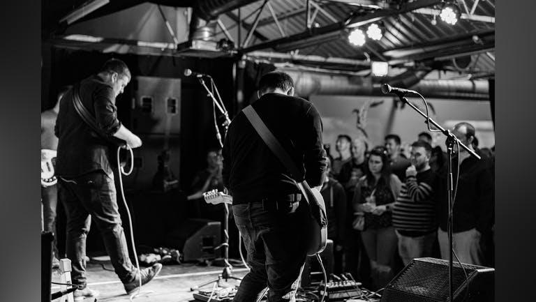 Wrest (Acoustic Show) - Dunoon, Sinbads
