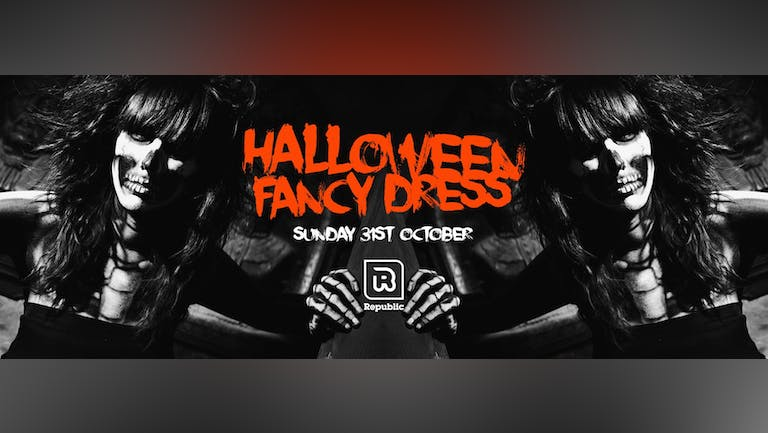 Halloween Night Fancy Dress -  Expect 3000+ Zombies  [Ticket On Sale Now]