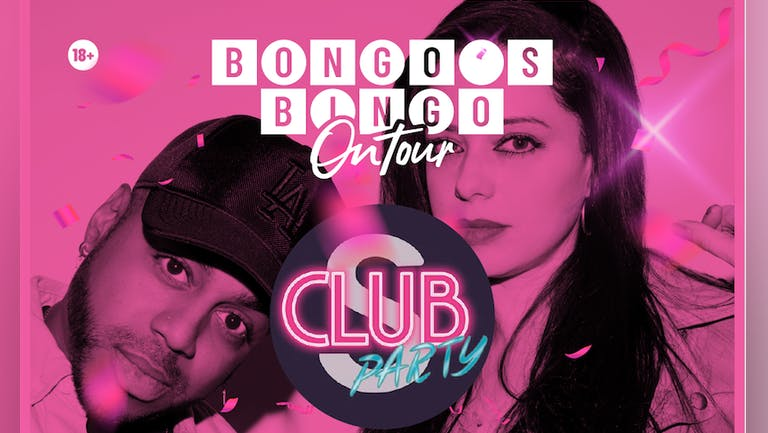 BONGO'S BINGO with S Club Party - SOLD OUT!