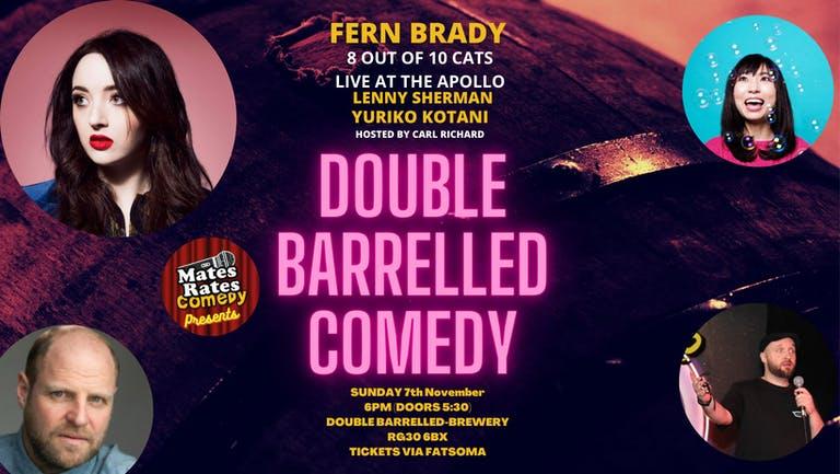 Double Barrelled Comedy with Headliner Fern Brady