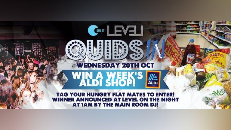 Quids In Wednesdays  -feat. Aldi Giveaway!