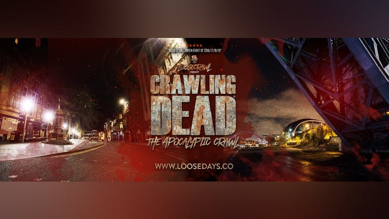CRAWLING DEAD... THE HALLOWEEN CRAWL