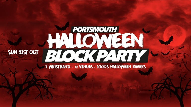 Portsmouth's Halloween House of Horrors