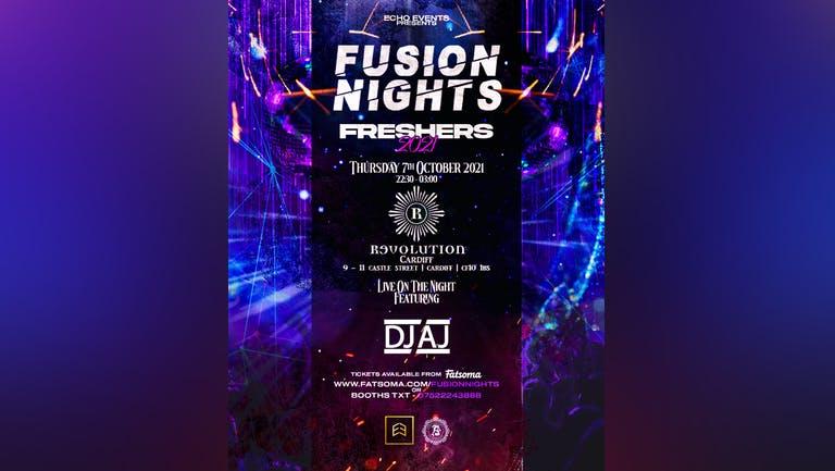 Fusion Nights ScareFest - Cardiff