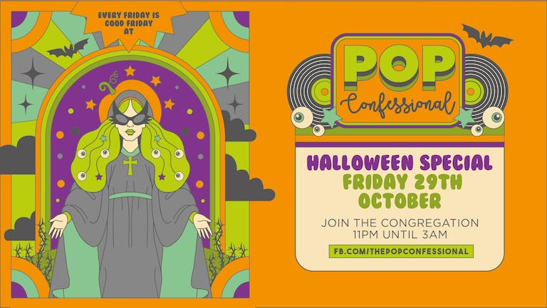 The Pop Confessional | Halloween Special