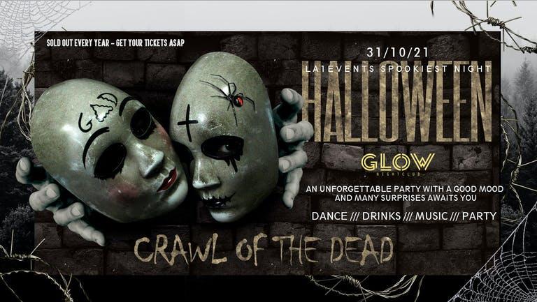Halloween Lancaster 2021 - Glow Nightclub  (31/10)