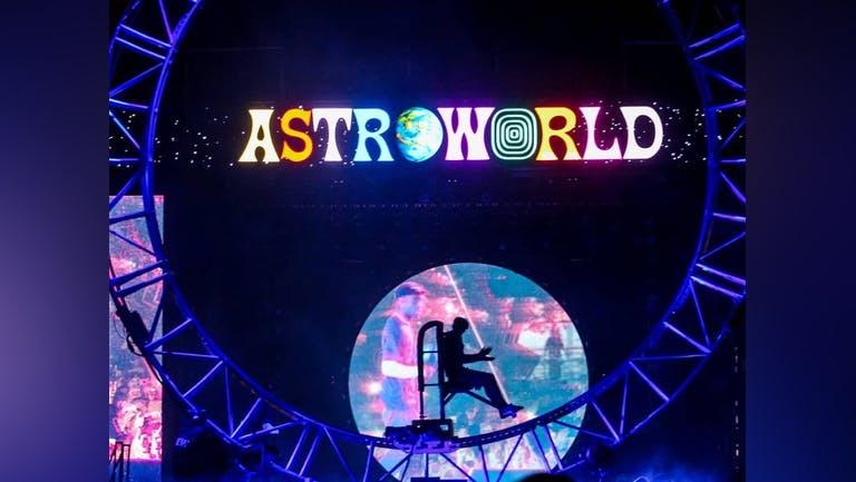 ASTROWORLD - Birmingham's Craziest Hip-Hop Party