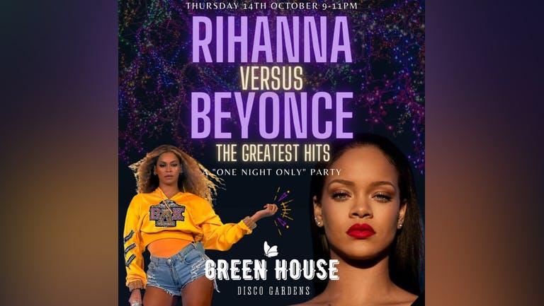 Rihanna VS Beyonce - The Greatest Hits! - Sing-A-Long!