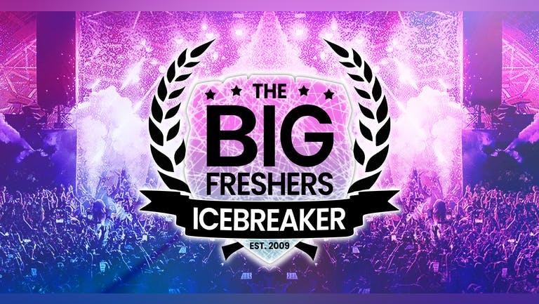 The Big Freshers Pass: Portsmouth - Icebreaker Tonight!
