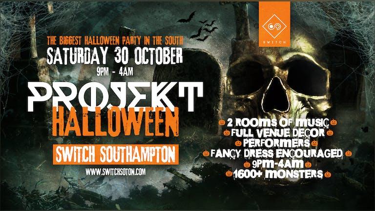 Projekt Halloween Saturday
