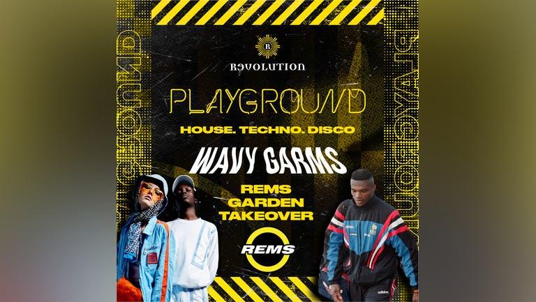 Playground - Wavy Garms