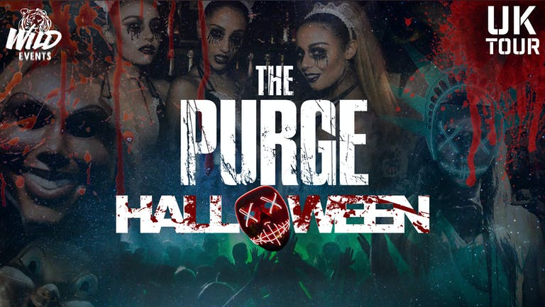 HALLOWEEN PURGE: SHEFFIELD 2021 | UK's Biggest Halloween Event