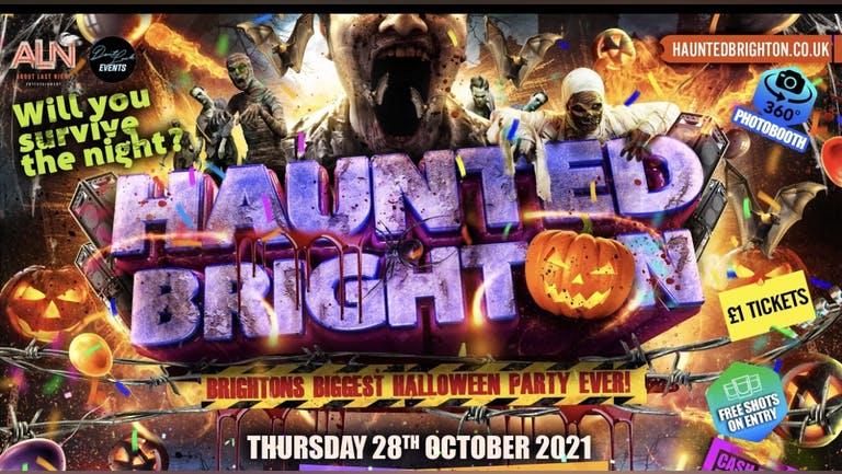 Haunted Brighton