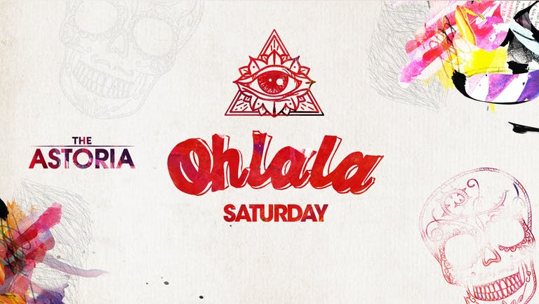 Halloween special Ohlala Saturday at The Astoria, the biggest production on the south coast
