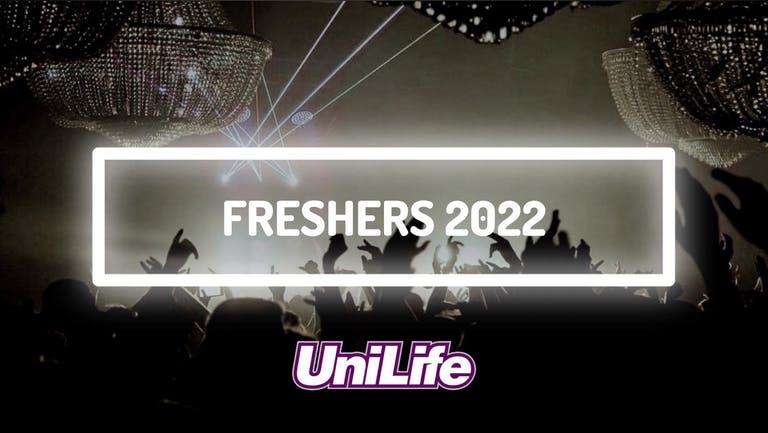 York Freshers 2022 - FREE SIGN UP!