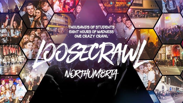 LooseCrawl | Northumbria University Freshers I 2021