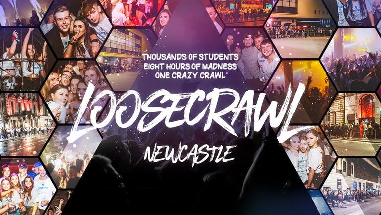 LooseCrawl | Newcastle University Freshers I 2021