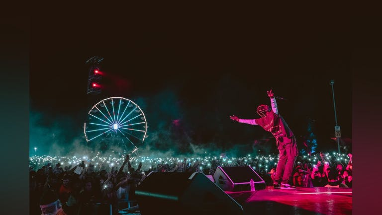 ASTROWORLD - Reading's Biggest Freshers Hip-Hop Party