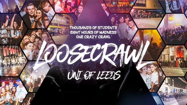 LooseCrawl   Uni of Leeds + Leeds Arts I 2021