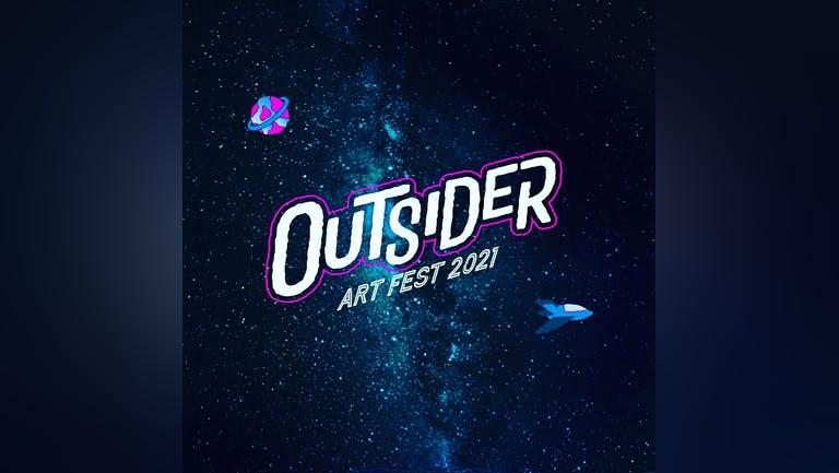 Outsider Art Fest 2021 Presale