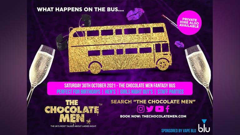 The Chocolate Men Fantasy Bus - Halloween Party
