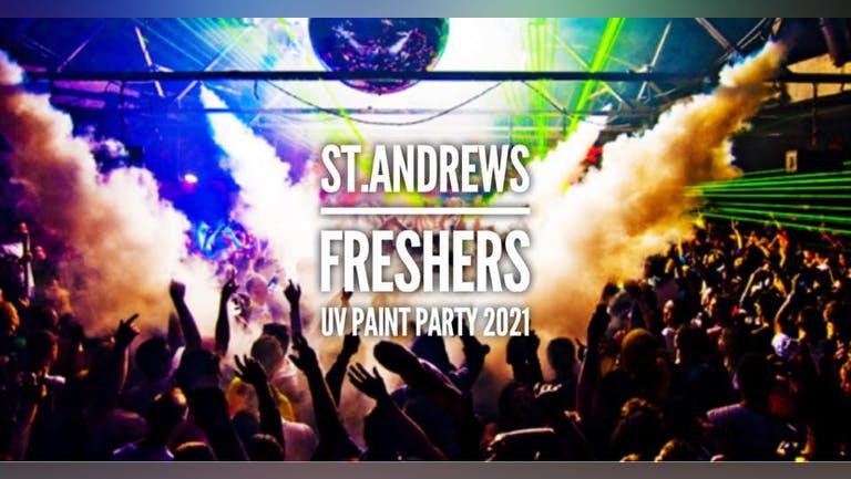 St.Andrews Freshers UV Party 2021