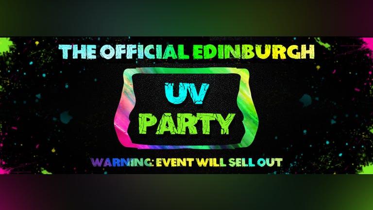 Edinburgh Freshers UV Party 2021